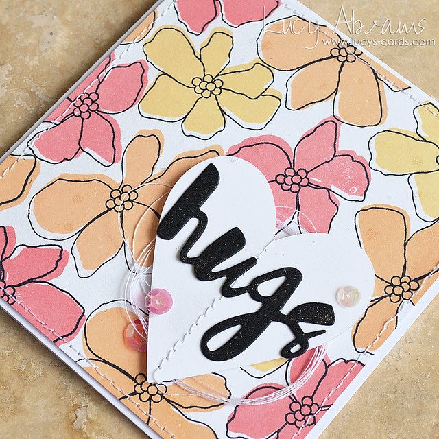 Hugs 2 by Lucy Abrams