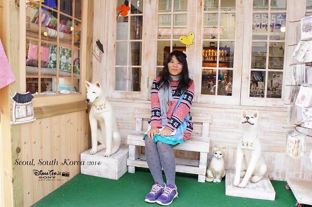 South Korea 2014 - Seoul Bukchon Hanok Village 01