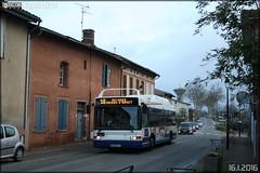 Heuliez Bus GX 317 GNV - Tisséo n°0523