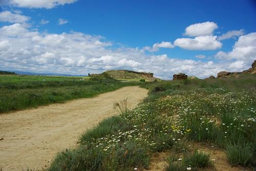 Monegros (Aragon/Espagne)
