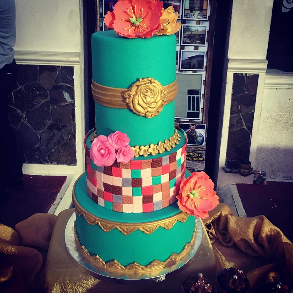 Angelica Magno's Beautiful Cake of Glamour Cakes