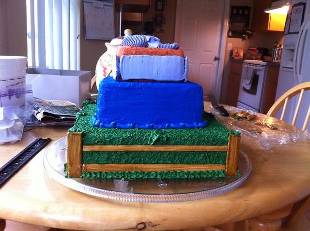 Brenda Garcia's Cake