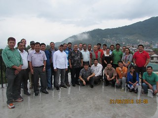 Group Photo of participants of the meeting