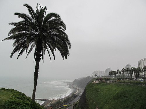 Lima: Miraflores et l'Océan Pacifique