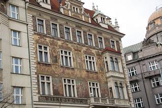 Изображение Вацлавская площадь вблизи Staré Město. prague praha wenceslassquare václavskénáměstí