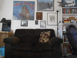 New Furniture Arrangment