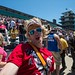 Fans enjoy Coors Light Carb Day