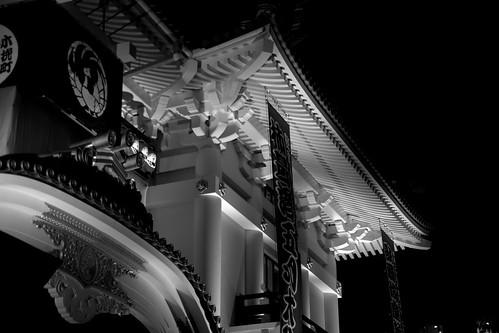 歌舞伎座 : 5月に撮った写真