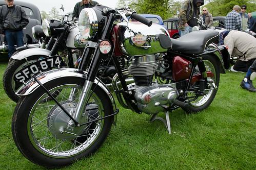 Royal Enfield Crusader 250cc (1959)