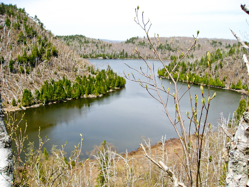 Superior Hiking Trail - Wolf Lake
