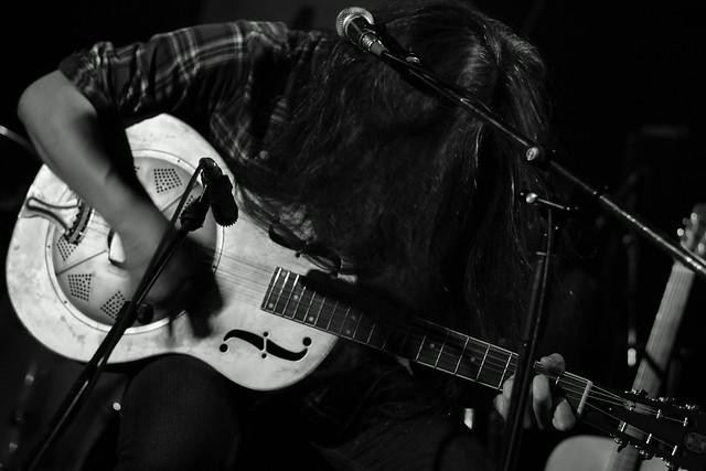 O.E. Gallagher solo live at Adm, Tokyo, 01 Jun 2013. 005