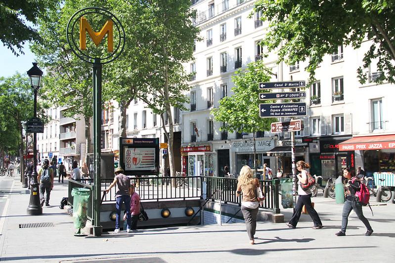 PARIS fredag