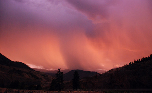 thunderstorm nicolavalley spencesbridge sunsetbc