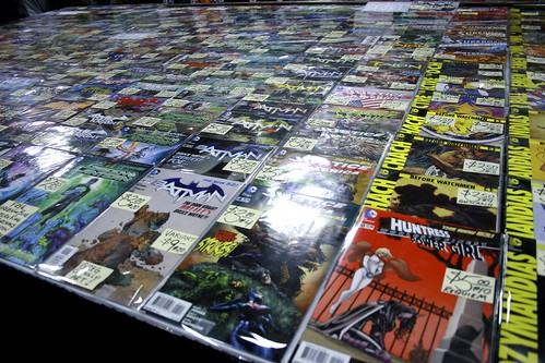 Comics on Display