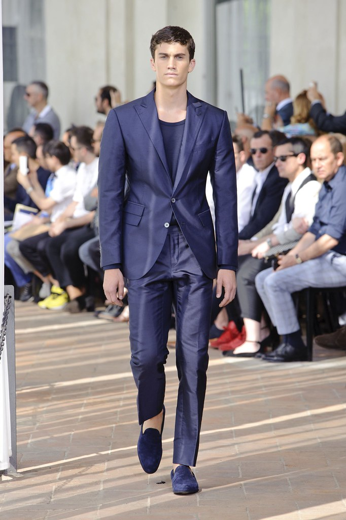 SS14 Milan Corneliani002_Tomas Guarracino(fashionising.com)