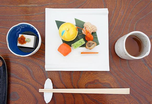 京都美食納涼床10