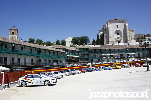 II Rallyesprint Ciudad de Chinchón 2013