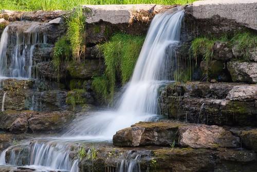 waterfall honeoye honeoyefalls