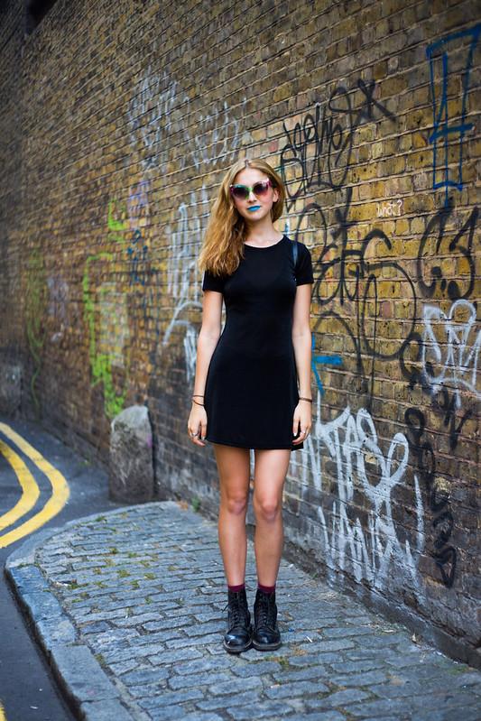 Street Style - Bella, Shoreditch