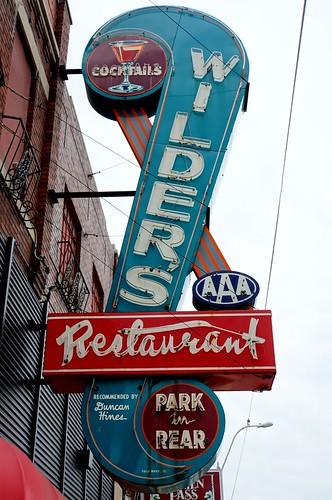 Wilder's Restaurant - Joplin, Missouri