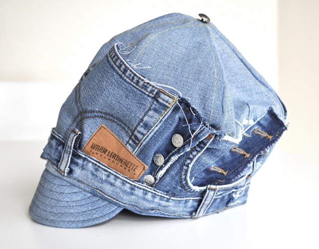Kazzthespazz.com | Jean Genie Hats