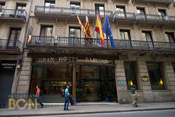 Gran Hotel Barcino, Barcelona
