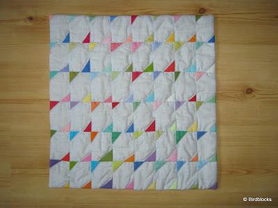 vlindertjes quilt