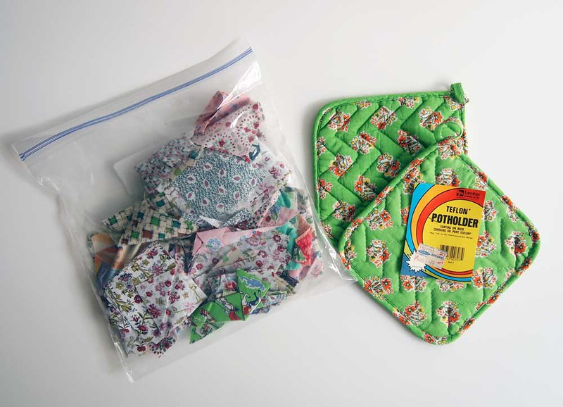 fabric-and-potholder