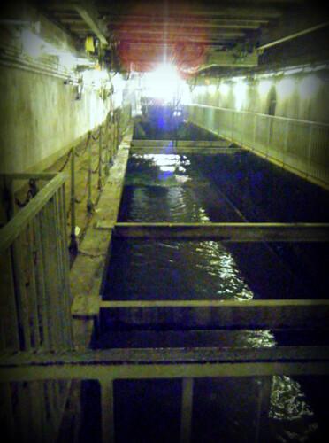 la Musee des Egouts… the Sewage Museum