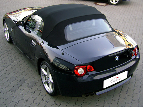 ck cabrio manufaktur f r cabrioverdecke bmw z4 e85. Black Bedroom Furniture Sets. Home Design Ideas