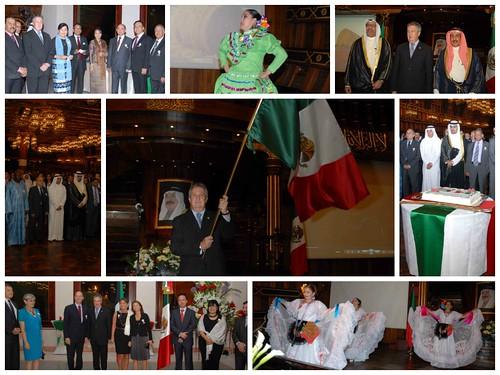 Embamex Kuwait foto de grupo