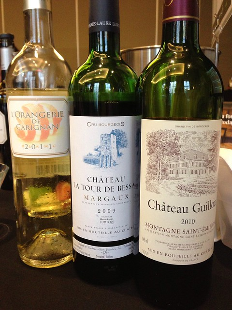Bordeaux Wines at IFBC 2013