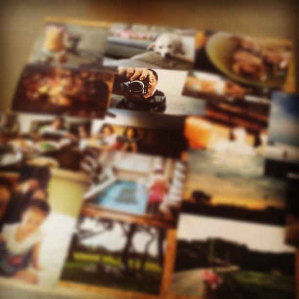 20130926 看到自己紀錄下的影像變成觸摸得到的大照片,有一種想哭的衝動。