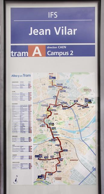 Caen - tram