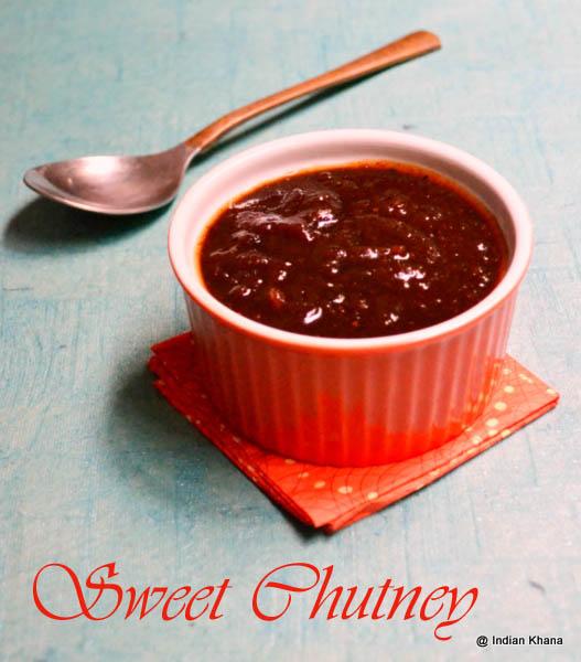 Imil Khajur Sweet Chutney
