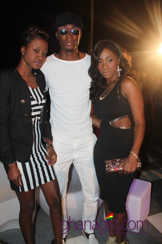 Caroline of YFM, E.L. and Raquel