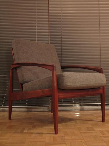 Kai Kristiansen Model 120 Paperknife Chair