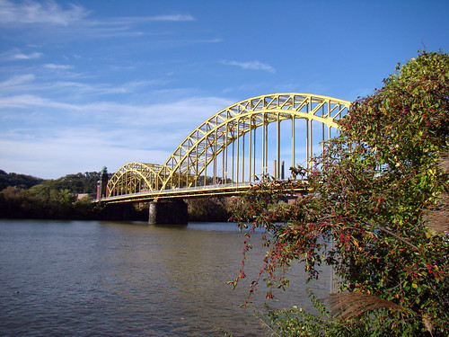 16th St. Bridge - Oct. 21st 2013