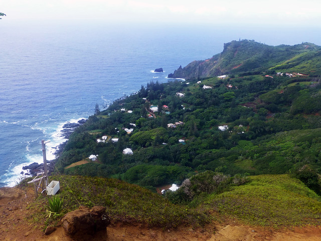 Pitcairn Island Weather Average