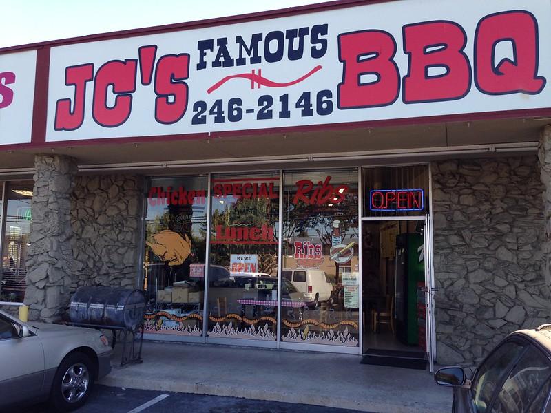 JC's Famous BBQ