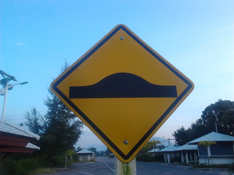 Bumps Ahead Thailand