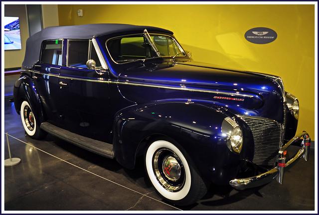Flickriver vinnyvrg 39 s favorite photos for 1940 mercury 4 door convertible