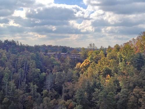 Natural Bridge, Kentucky Color