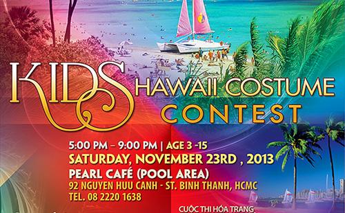Kids Hawaii Costume Contest - Cuộc Thi Hóa Trang Hawaii Dành Cho Trẻ Em
