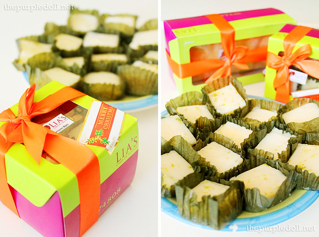 Calamansi Bars (P125 Box of 12; P230 Box of 24)