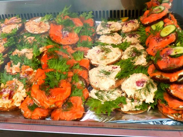 Finnish Salmon