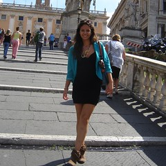 Though Rome and fashion