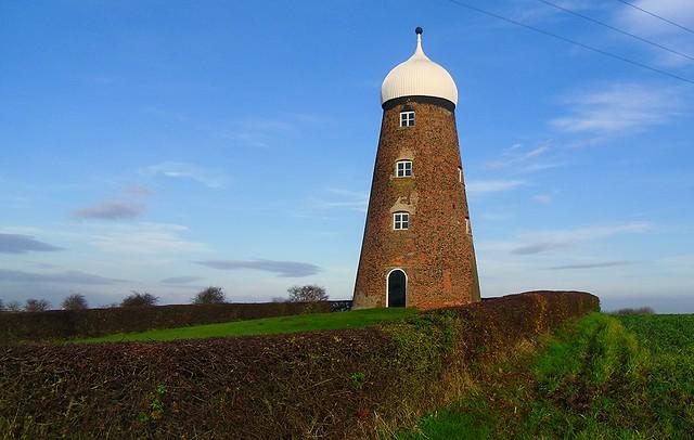 Thompsons mill at Epworth.