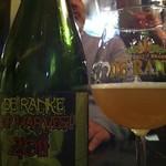 ベルギービール大好き!! デ・ランケ ホップ・ハーベスト De Ranke Hop Harvest @ベルオーブ六本木