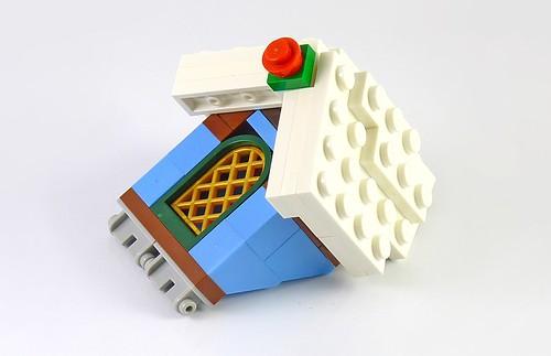 LEGO 10229 Winter Village Cottage b11